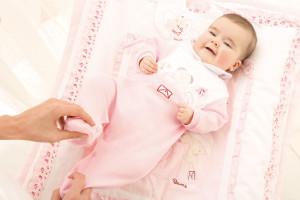 пеленать малыша
