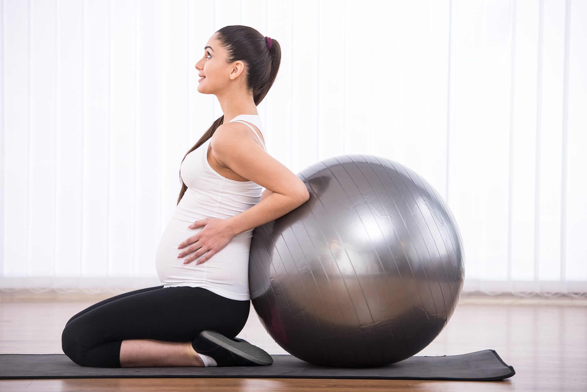 спорт при беременности