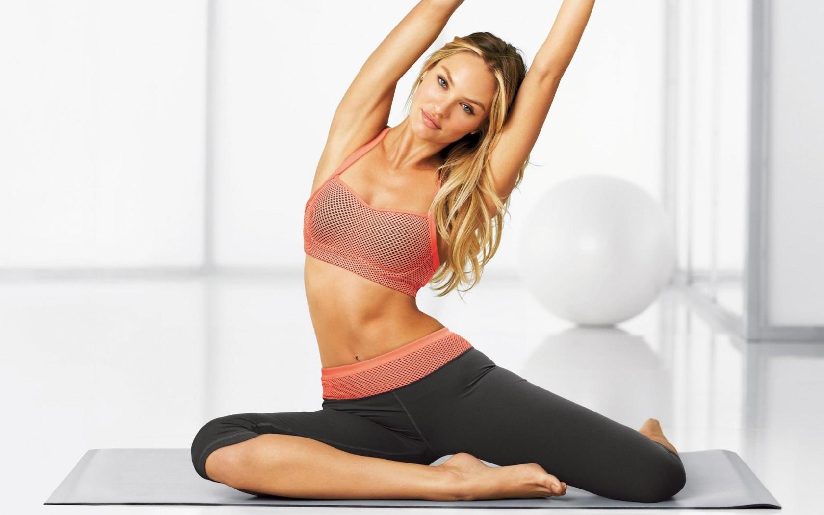 упражнения для боков и талии