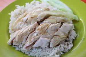 грудка с рисом