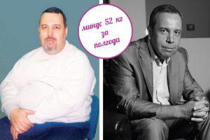 Алексей Ковальков до и после