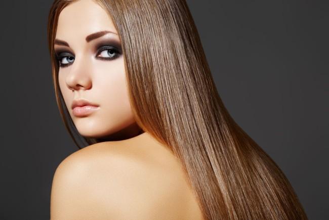 Маски для гладкости волос
