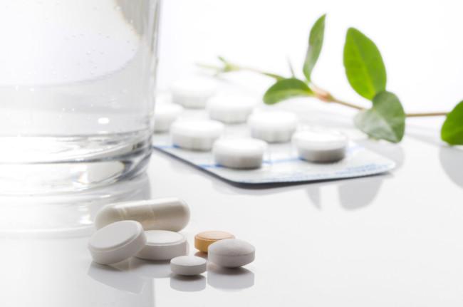 таблетки против акне