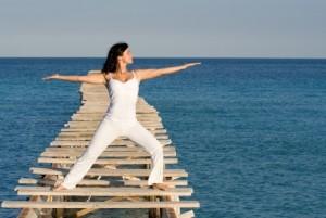10 минут утренней йоги