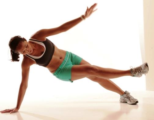 Упражнения для похудения ног и бедер