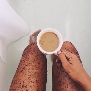 скраб из кофе от целлюлита
