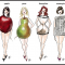 Миниатюра к статье Как определить тип фигуры девушкам?