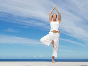 навстречу йоге