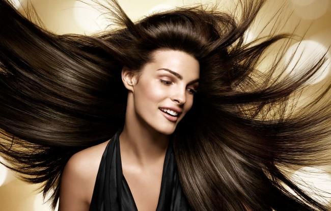 сохранить цвет волос