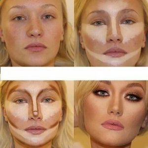 Нанесение праймера под макияж