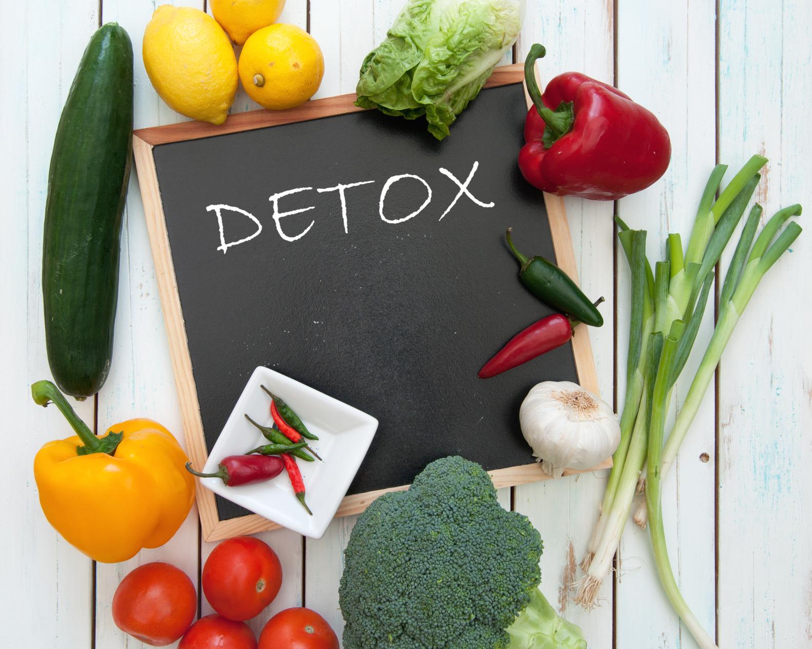 детокс-диета