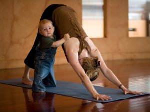 йога после родов