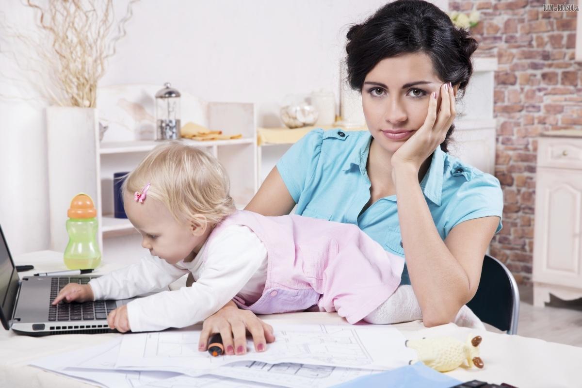 Как все успевать с грудным ребенком