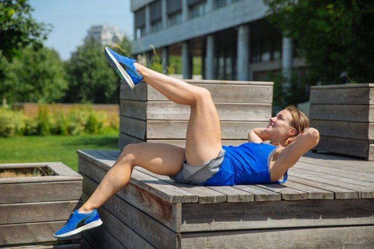 комплекс упражнения для похудения дома
