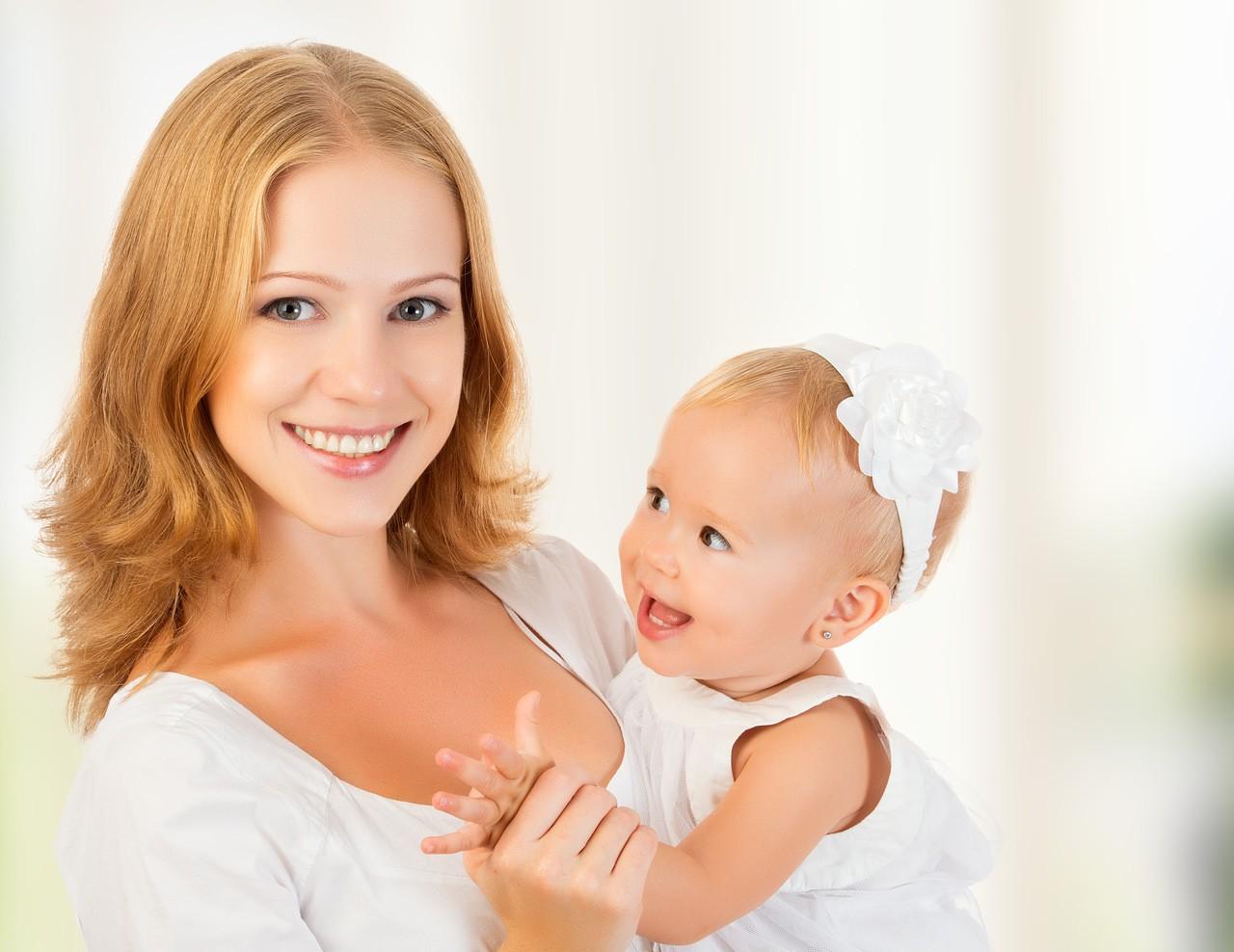 Диета при кормлении грудью детей