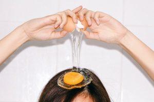 Маски для волос с желтком