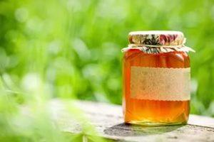 Мёд для компресса