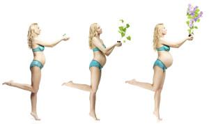первая неделя беременности