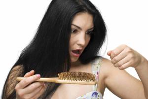 восстановить ломкие волосы
