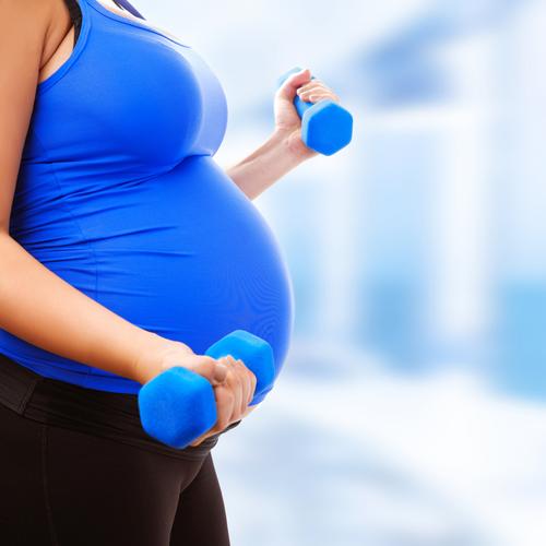 нагрузки при беременности