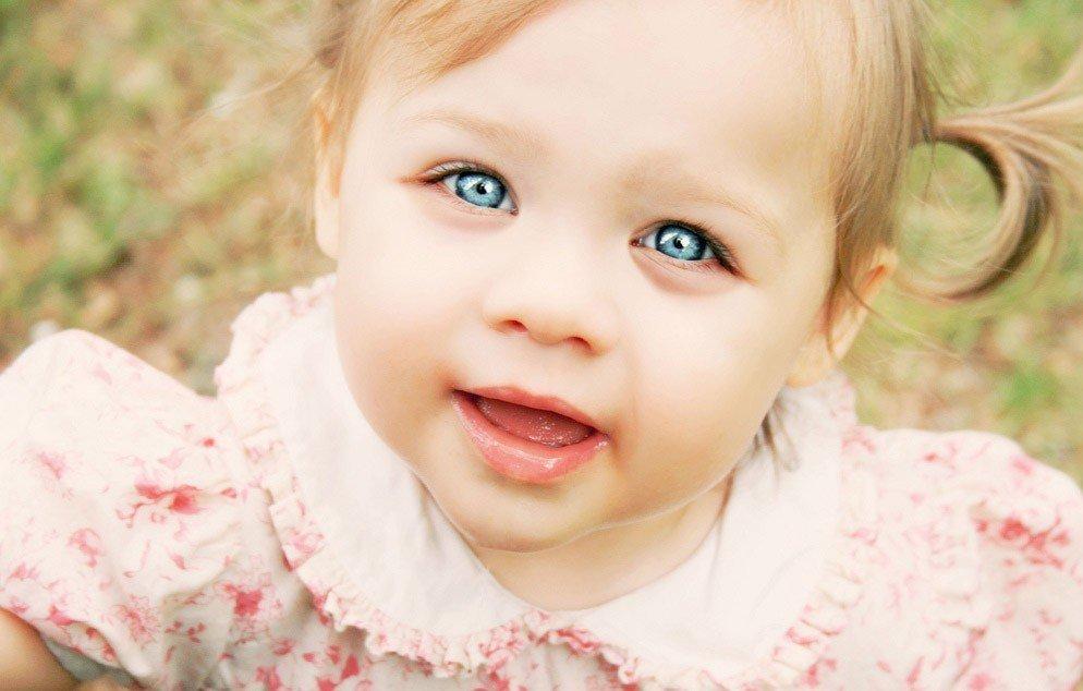 Темные круги под глазами у ребенка