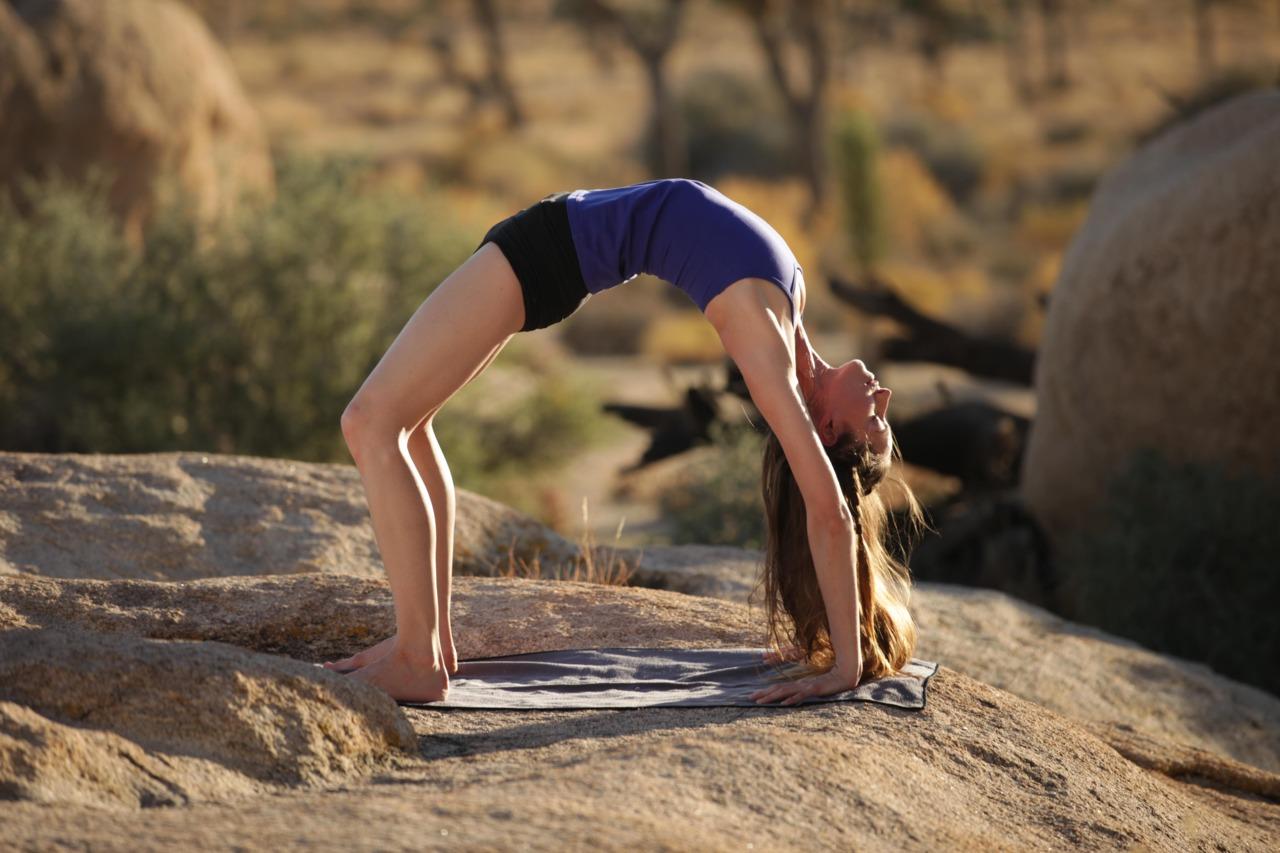 йога спины
