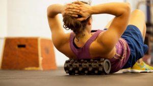 валик для фитнеса