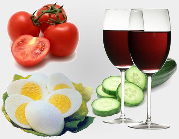 Винно-сырная диета на 5 дней
