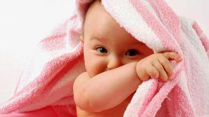 вытирать полотенцем