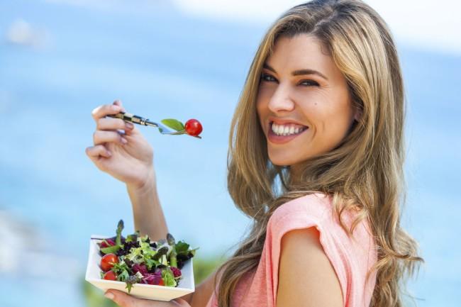 салаты для быстрого похудения
